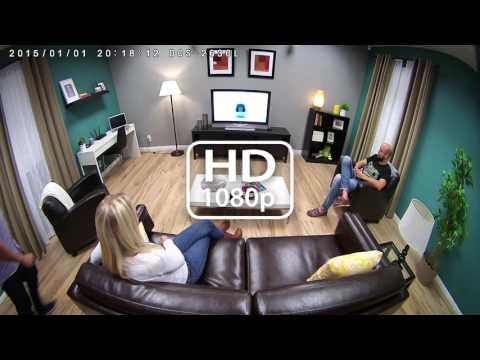 D-Link Full HD Ultra-Wide View Wi-Fi Camera (DCS-2630L) 30s