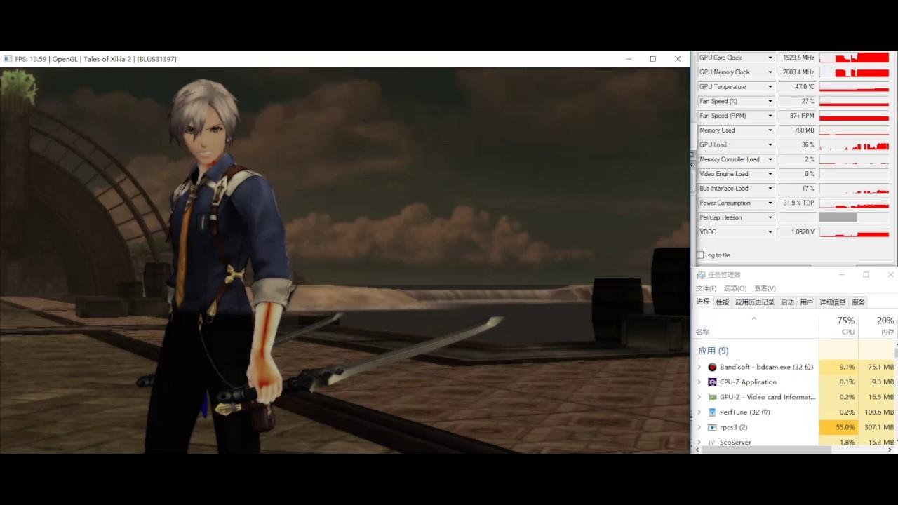 RPCS3 Forums - Tales Of Xillia 2 [BLUS31397]