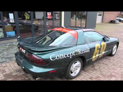 Pontiac Firebird 5.7 V8 Automaat4 Formula