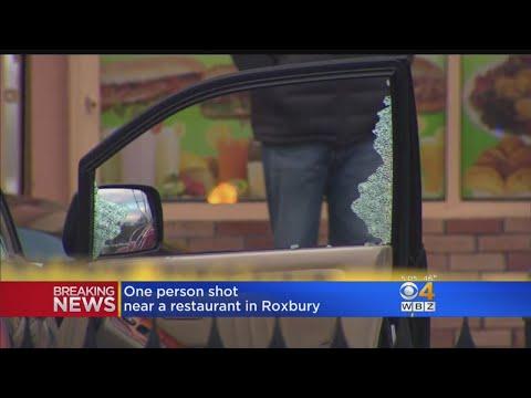 One Seriously Injured In Roxbury Shooting