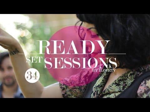 Mon Laferte - Tormento // #34  Ready Set Sessions