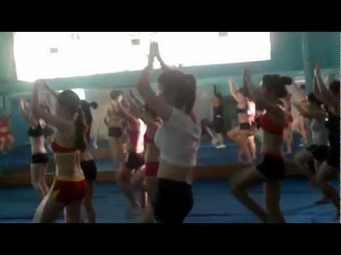 CLB thể thao Olympic Cửa Lò: Thể dục thẩm mỹ