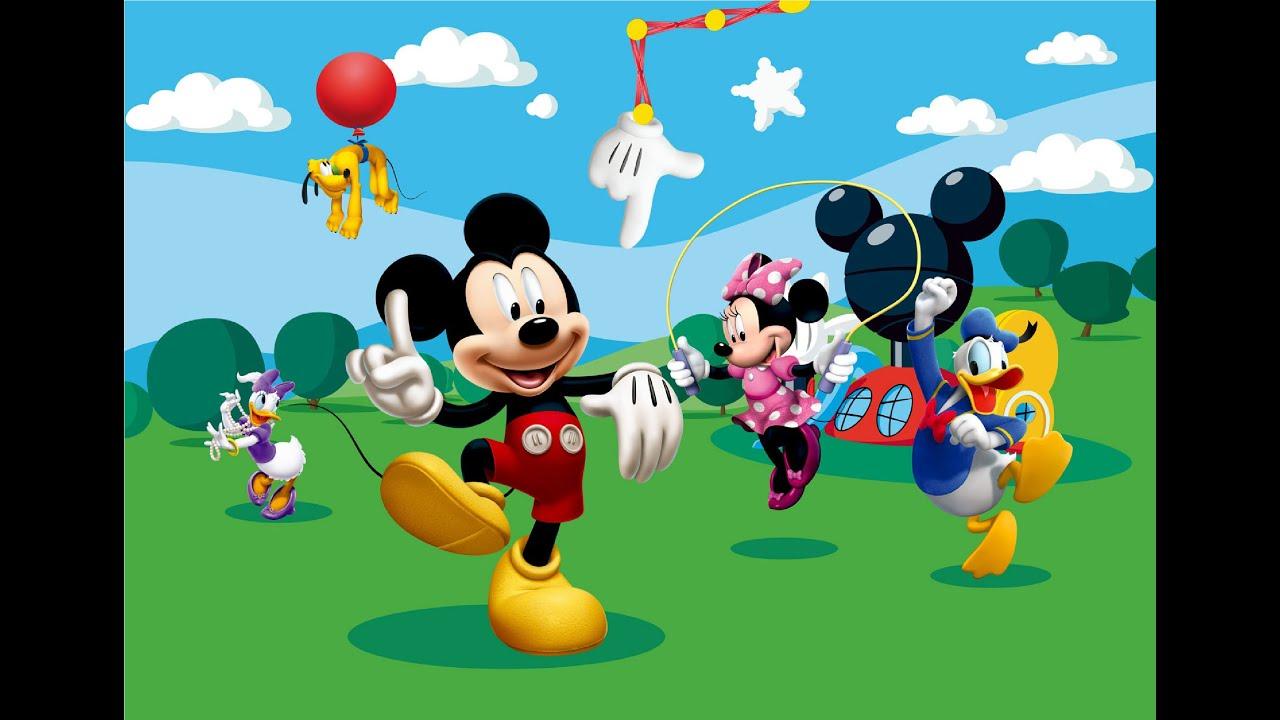 Dibujos Animados Mickey Mouse