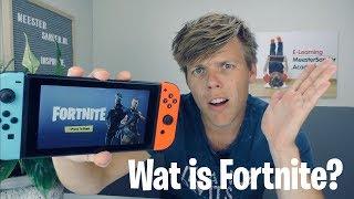 Wat is Fortnite? Een uitleg voor leerkrachten en ouders die er (nog) niks van snappen