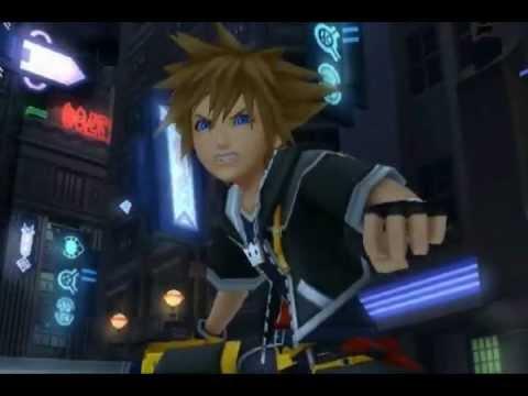 Kingdom Hearts Amv  I Will Not Bow  Youtube