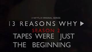 How far does the dark go |13 Reasons Why  Season 2 ||Trailer [Song]Music