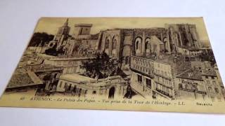 The Days Of Old Black & White Postcards