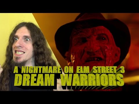 A Nightmare on Elm Street 3 Dream Warriors Review