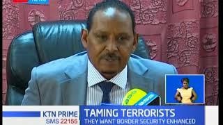 North Eastern legislators plead for security enhancement in the region