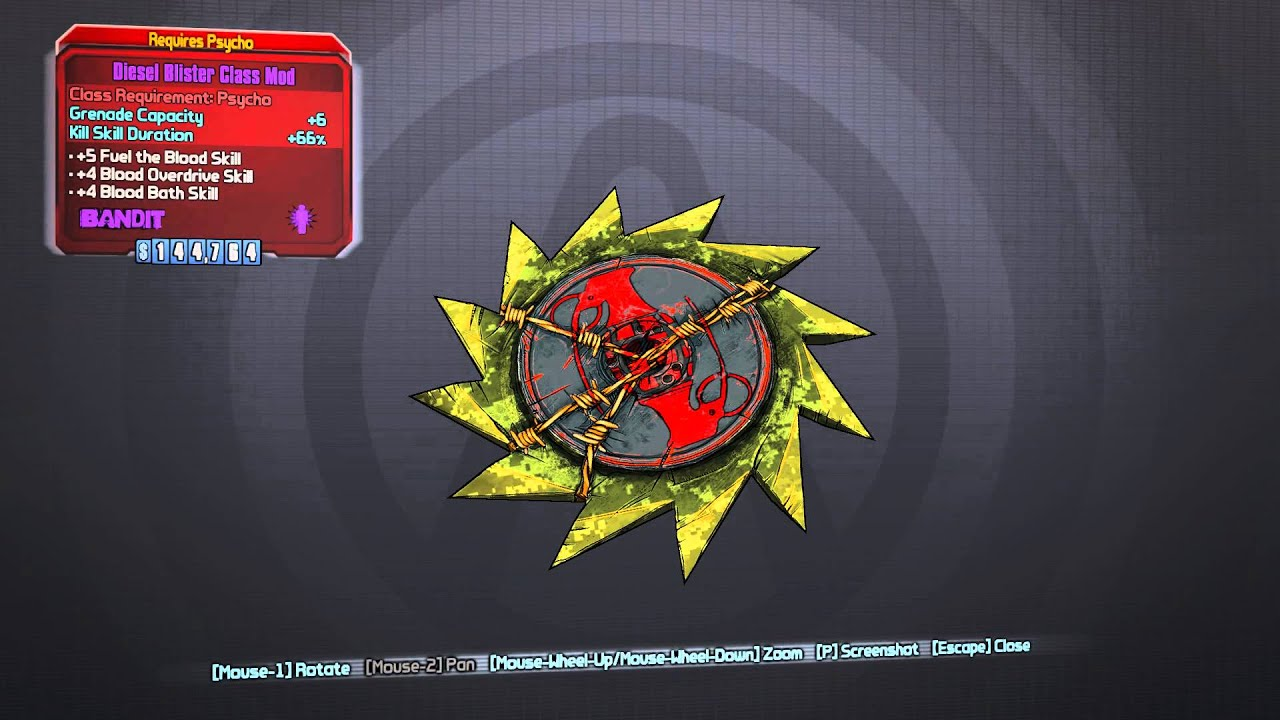 how to get the psycho in borderlands 2 for free
