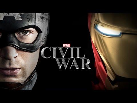Captain America vs Iron Man (Civil War) | İnanılmaz Rap Düelloları