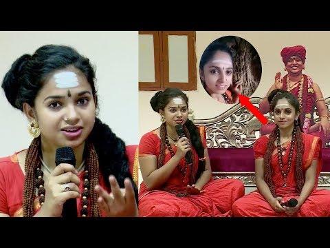 Next Video Vairamuthu Vs Andal என் சக்திகளை வெளிகாட்டுகிறேன் பாருங்க நித்யானந்தாவின் இளம் சிஷ்யர்கள்