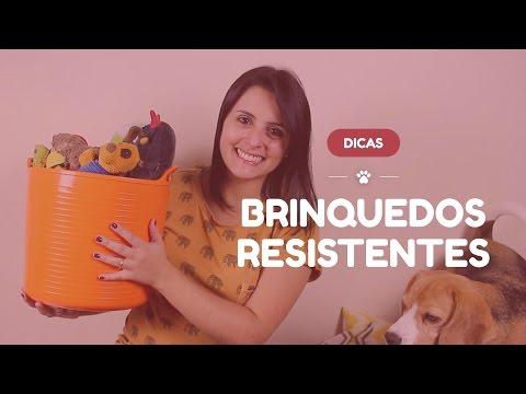 Brinquedos Resistentes Para Cachorros