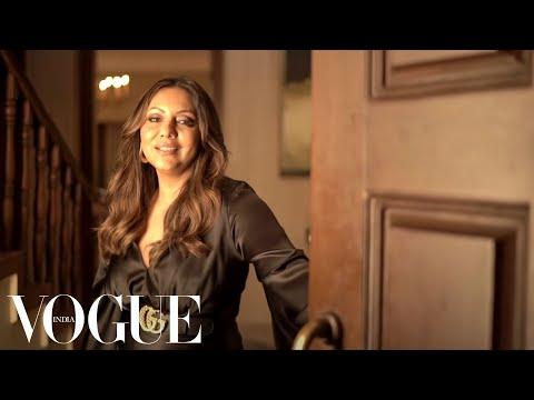 Inside Gauri Khan and Shah Rukh Khan's glamorous New Delhi home | Vogue India