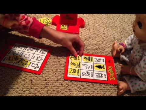 Playing Zingo