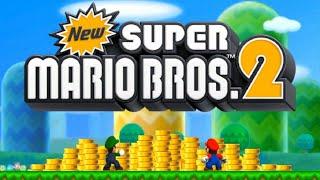 New Super Mario Bros 2 - Complete Walkthrough
