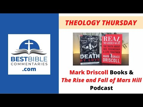"""Mark Driscoll Books and """"The Rise and Fall of Mars Hill"""" Podcast"""