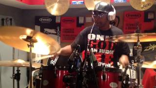 chris young aw naw drum cover by john o
