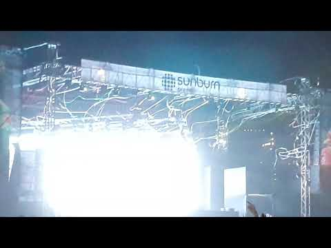 Nucleya Sunburn ToTa Myna Album Launch