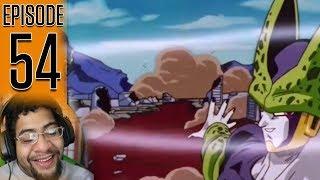 TFS DragonBall Z Abridged REACTION! Episode 54