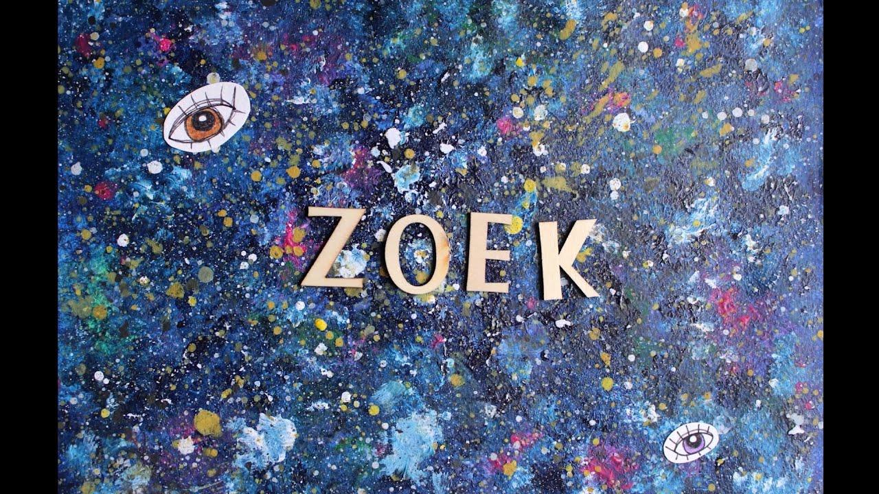 Iris Penning - Zoek (Tekstvideo)