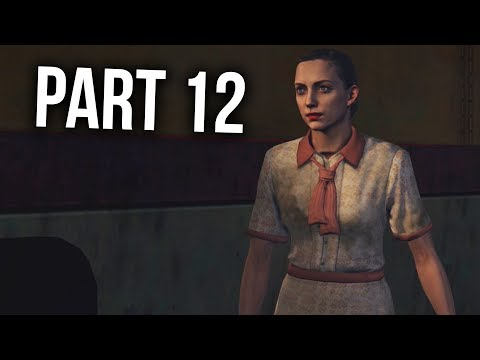LA Noire Remastered Gameplay Walkthrough Part 12 - THE STUDIO SECRETARY MURDER