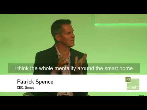 Patrick Spence: Expectations of the Smart Home