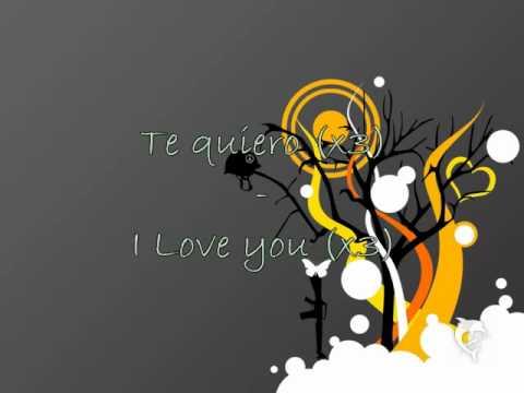 Stromae - Te Quiero / Lyrics on screen French + English