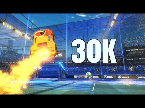 Rocket League - Montage 30K - YouTube