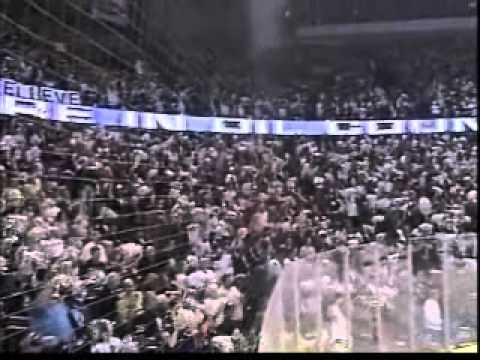 NHL 2006, Game 6 - Carolina Hurricanes vs Edmonton Oilers