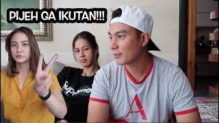 SADIS.. DIGENGGESIN PIJEH LAISSTI , BAIM WONG LUPA TANGGAL ULTAH PAULA !!!!