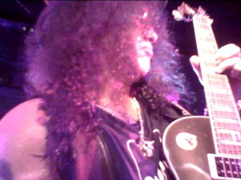 Nothing To Say - Slash Live At The Roxy April 10th 2010, Kick Off Tour (By Coy Clark)