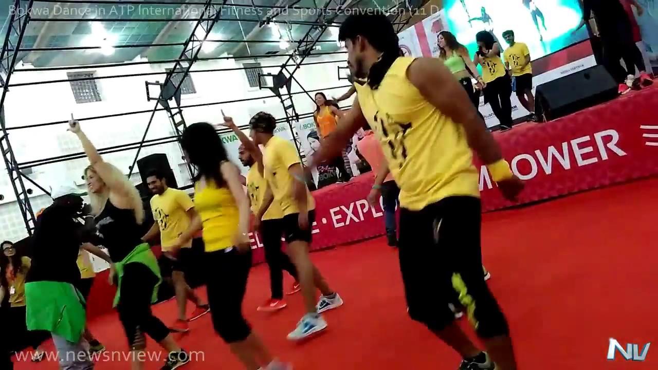 Bokwa Alphabet Fitness Dance at ATP International Fitness ...