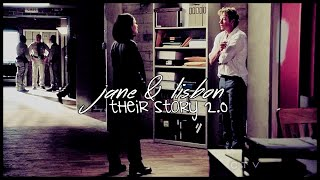 jane & lisbon || their story [season 1-7]