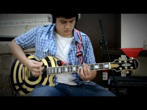 Baruch Adonai - Paul Wilbur, Guitar Cover con acordes en la descripción by: Matias Coronel.