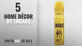 Top 10 Home Décor By Engage [ Winter 2018 ]: Engage Tease Deodorant Spray - For Women(150 Ml)