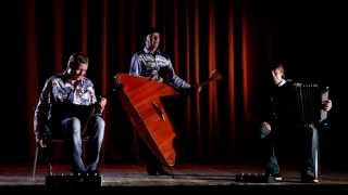 Art-trio ''Volnitsa''  ''Каприз а-ля рус'' /  Nikolo Paganini balalaika caprice
