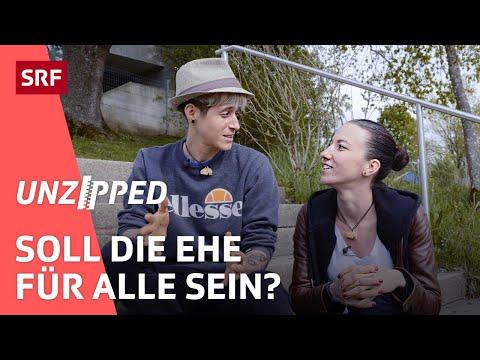 Ehe für alle: Woher kommt der Widerstand?   Unzipped   SRF Impact