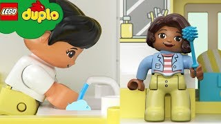 Learning With LEGO - Potty Song | Wash Your Hands | Learning For Toddlers | Cartoons and Kids Songs