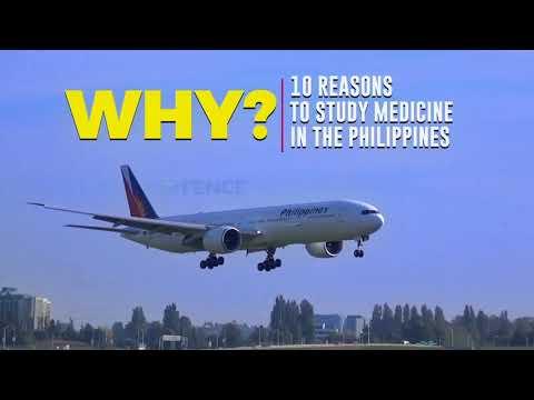 Study Medicine in Philippines
