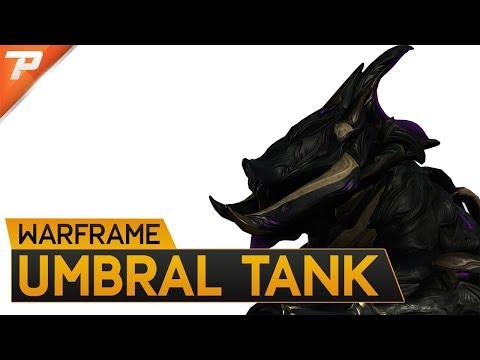 Warframe: The Umbral Chroma Tank 1000% Vex Buff