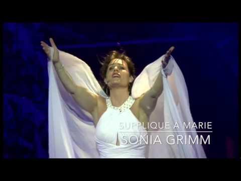 Sonia Grimm - Supplique à Marie