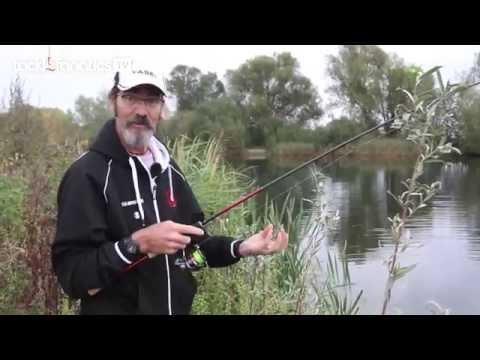 Tackle Fanatics TV - Jan Porter Goes Lure Fishing