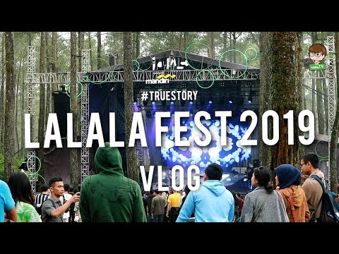 Our Story at LALALA FESTIVAL 2019 - #CoppaVlog Mp3