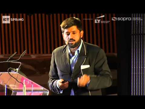 Reinventing the Banking Industry: One Startup at a Time - Udayan Goyal