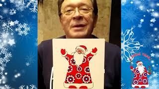 Поздравление с Новым Годом Заслуженного артиста РФ Георгия Мартиросяна!