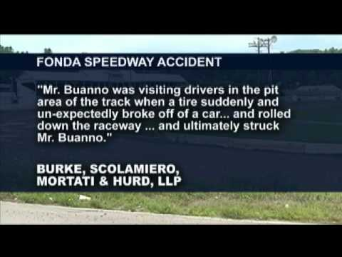 Fonda Speedway Accident Spurs Safety Questions