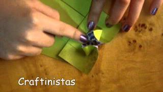 How To Make Origami Dresses