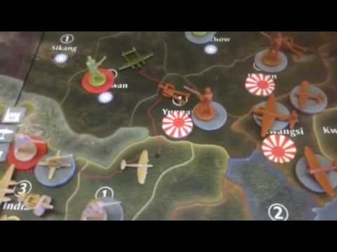 Axis and Allies Global Chinese Strategy