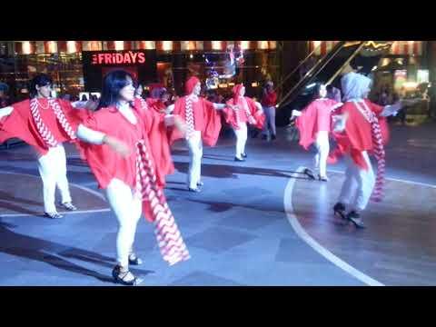 Baju Kuruang n HuHate Line dance